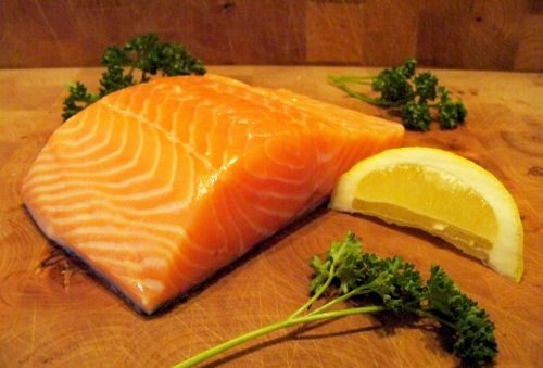 Fresh Boneless Scottish Salmon Doncaster