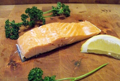 Smoked Salmon Fillets, Fresh Fish Delivery Service Doncaster