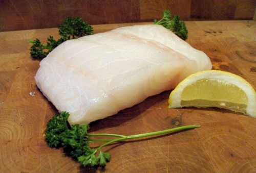 Cod Fillets, Fresh Fish Delivery Service