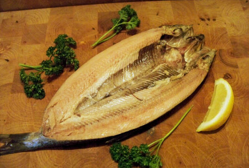 Smoked Whole Kipper Fresh Fish Delivery in Doncaster
