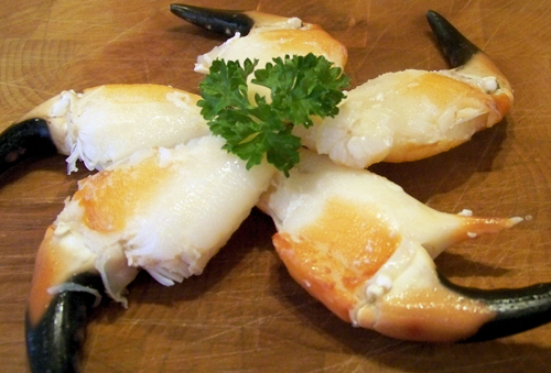 Crab Claws Fresh Fish Delivery Service Doncaster