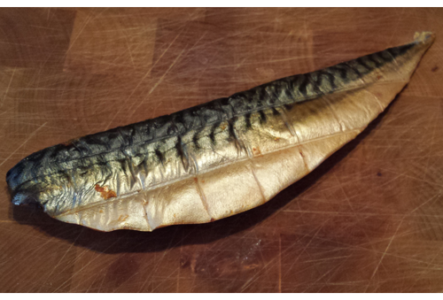 Smoked Mackerel Fresh Fish Delivery Service Doncaster