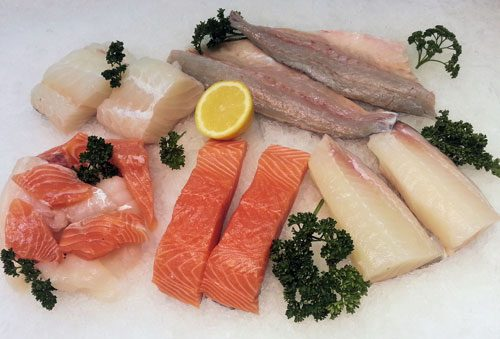 Boneless Variety Fish Box